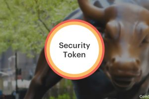 What Are Security Tokens & Why Is The Market Bullish About It?