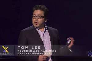 "Tom Lee: ""It Is a Mistake To Be Bearish When You're Already Down"""