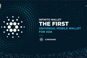 Infinito Wallet is The First Universal Mobile Wallet for ADA!