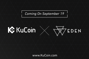 KuCoin Blockchain Asset Exchange Announces The Listing Of EdenChain (EDN)