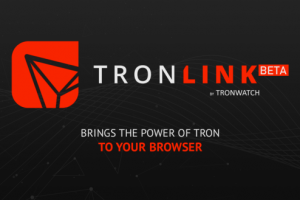 The TronLink Extension Allows You to Access the Tron (TRX) Blockchain On Your Browser
