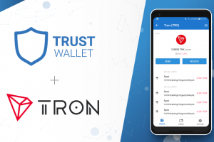 TRON (TRX) is Now Supported on the Trust Wallet Backed by Binance