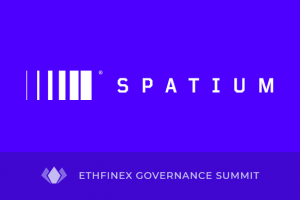 Spatium and Binfinex coming together for the Ethfinex Governance Summit