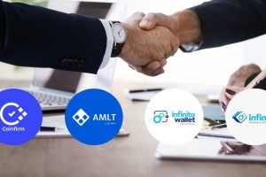 Universal cryptocurrency wallet Infinito Wallet integrates Coinfirm AML Platform and allows users to check risk rating of counterparties