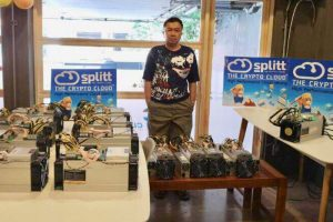 Emerging Cloud Server Cryptocurrency Mining Service Splitt Experiences Rapid Growth, Attracts Ten Thousand Investors in Less than Three Months